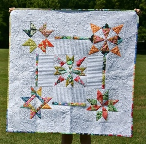 isn't the quilting spectacular?