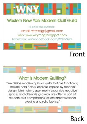 WNY MQG card