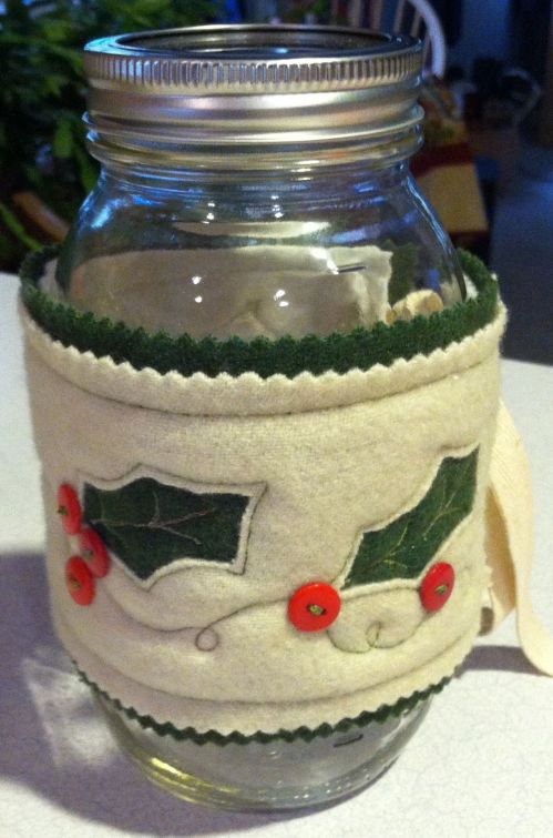 holly jar