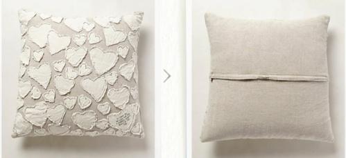 anthropologie pillow copy