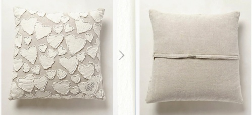 anthropologie pillow copy